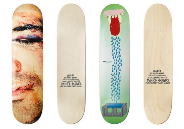 Marc Jacobs Skate Decks
